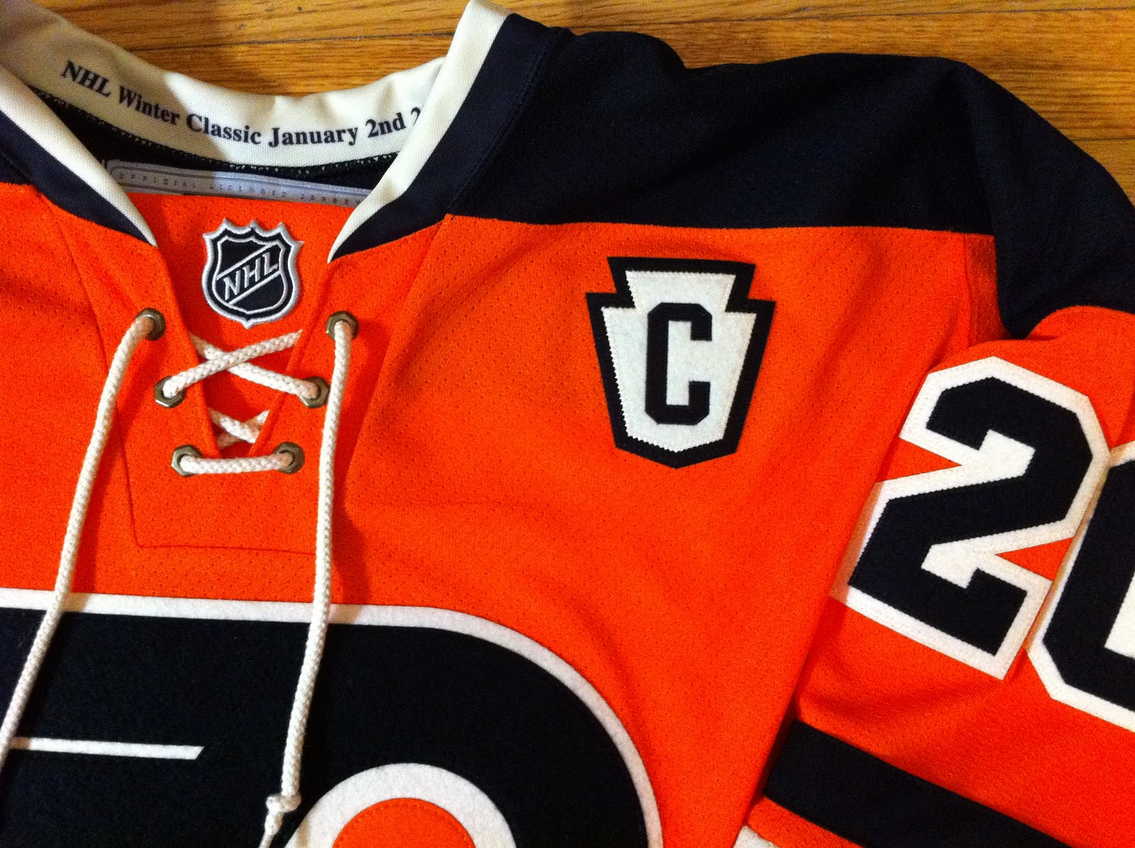 ... Ode to the Captain – Win a Free Drydens Chris Pronger to become newest  Hockey Hall ... a4a99fd32